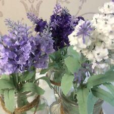 Lavender Individual Flowers Décor
