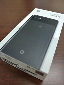 Google Pixel 3 XL - 64GB - Just Black (Verizon)