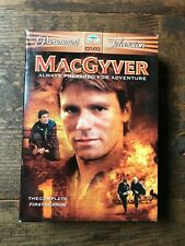 MacGyver - The Complete First Season (Dvd, 2005, 6-Disc Set, Checkpoint) Action
