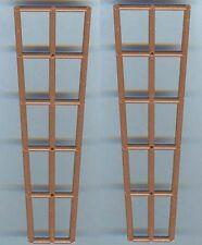LEGO 2 (Pacco da 2) Marrone BARCA Rigging 5 x 15 Mast Ladder 6057