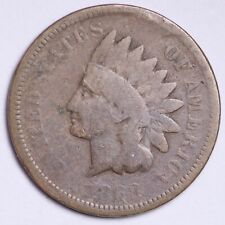 1868 Indian Head Cent Penny FREE SHIPPING