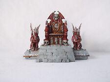 Warhammer Fantasy AoS-Magewrath Throne-Terrain Scenery-Custom Painted by Pizzazz