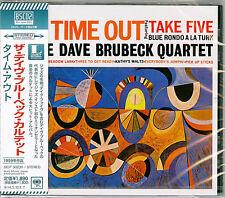 THE DAVE BRUBECK QUARTET-TIME OUT -JAPAN Blu-spec CD2  D73
