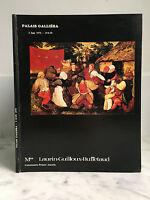 Catalogue Di Vendita Laurin Guilloux Buffetaud Galliera 3 Giugno 1975