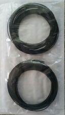 2 * 10m Black 1/0.6mm Single Core Equipment Hookup Wire - Breadboard Arduino 20m
