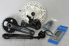 NEW 2021 Shimano Deore 12 speed Group M6100 10-51t 170mm Crankset 30T Boost- USA