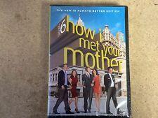 DVD TV NEW * HOW I MET YOUR MOTHER SEASON 6