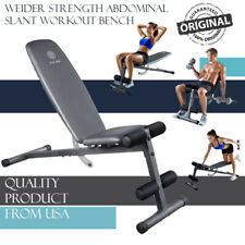 Adjustable Weight Bench Abdominal Exercise Incline Decline Bench Machine HomeGym