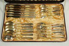 ABS / Wellner Besteck 24 Teile 90er Silber DDR Besteck / S4