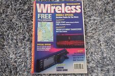 PRACTICAL WIRELESS MAGAZINE MARCH 1995 VOL 71 N 3 ISSUE 1056 YAESU FT-900AT