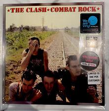 The Clash - Combat Rock - Green Moss vinyl - 2019 HMV exclusive 1,000 copies