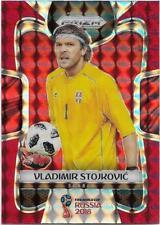 2018 Panini FIFA World Cup Red Mosaic Prizm (184) Vladimir STOJKOVIC Serbia