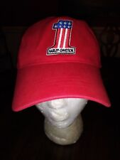 Harley-Davidson Motorcycles Ball Cap Red Youth One Size New