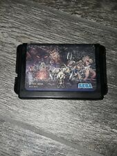 Japanese Golden Axe 2 MD Mega Drive Japan game only loose