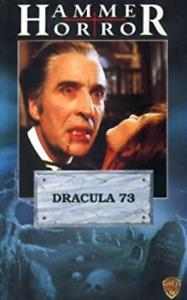 CASSETTE VIDEO VHS - DRACULA 73 / CUSHING, LEE, HAMMER, VERSION FRANCAISE, RARE