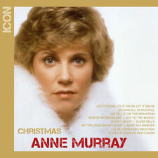 ANNE MURRAY - ICON - CHRISTMAS - CD - Sealed