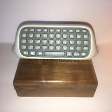Microsoft Xbox 360 Chatpad (White) Keyboard - Key Pad For Wireless Controller