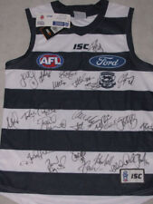 2012 GEELONG CATS Jersey Hand Signed Jersey