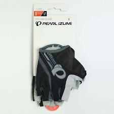 Pearl Izumi Cycling Gloves Sz S Men ELITE Gel Vent Black Bike Bicycle New