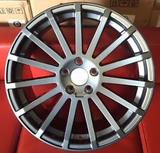 "18"" RS STYLE ALLOY WHEELS TO FIT FORD VOLVO JAGUAR RENAULT"
