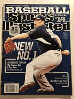 2014 Sports Illustrated MASHAHIRO TANAKA No Label Baseball Preview NEWSSTAND N/L