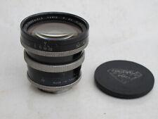 """Exakta mount P. Angenieux 28mm f:3.5 Retrofocus TYPE R11 lens front cap """"LQQK"""""""