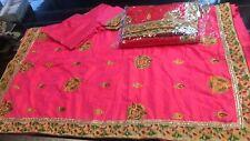 latest designer bridal indian sarees
