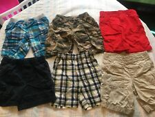 Kid's Boys Shorts Lot 4T Old Navy Bugle Boy Carter's Jumping Beans