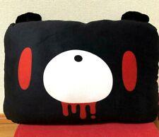 "Gloomy Bear Chax Big 20"" Plush Doll Cushion pillow Chuck39 GP Chubby Black Dark"