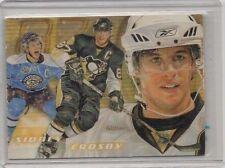 2008-09 Upper Deck Hockey Heroes #9 Painting Card Sidney Crosby Short Print