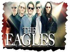 The Eagles # 10 - 8 x 10 - T Shirt Iron On Transfer