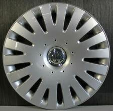 ORIGINALI VW COPRI RUOTA 4x Radblenden Set PASSAT EOS SCIROCCO 16 pollici cerchio in acciaio