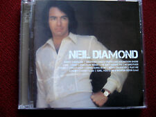 Neil Diamond - Icon - 12 Songs - Universal label CD (2010) Good As New!!