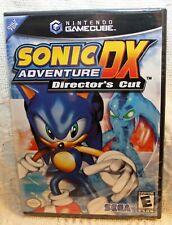Sonic Adventure DX: Director's Cut Nintendo GameCube Brand New FACTORY SEALED