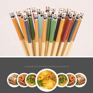 Dot Tableware Sushi Chopsticks Bamboo Chopsticks Kitchen Tools Dinnerware