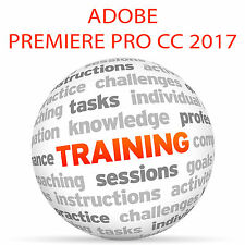 Adobe Premiere Pro CC 2017-Video formazione tutorial DVD