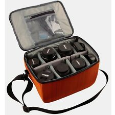 HOT DSLR SLR Camera Bag Insert Partition Padded Bag Dividers Case For Canon Sony