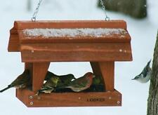 Songbird Essentials Fly Thru Barn Bird Feeder SE555