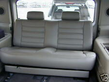 HUMMER H2 THIRD ROW SEAT