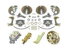 """AFXDC02C-11 67-69 F & 68-74 X Body Power Disc Brake Conversion Kit 11"""" Booster"""