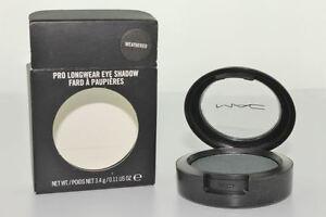 MAC Pro Longwear Eye Shadow Weathered 3.4g 0.11 oz. New Boxed Authentic