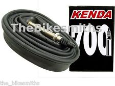 KENDA 700x20-28 60mm Threaded Presta XX Long Valve DEEP-V 700c Road Bike Tube