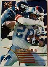 Barry Sanders 1995 Action Packed Rookie & Stars #12
