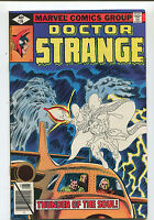 Doctor Strange # 36  VF Thunder of The soul Marvel Comics CBX34