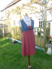 Orla Kiely Silk/Cotton Dress, Size 12