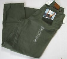 Jones Sport Classic Fit Sage Green Jeans Sz 16 x 31 NWT