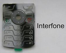Nuevo Reemplazo Teclado Cubierta Para Motorola V3M Teléfono Móvil-Trusted Reino Unido VENDEDOR.