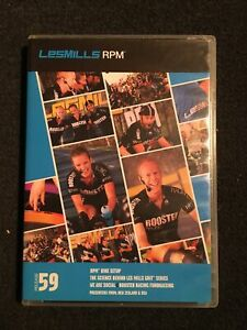 Les Mills RPM Release 59  Spin Cycle