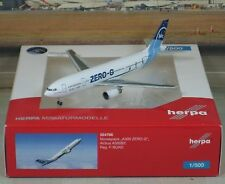 """Herpa Wings Novespace """"Zero-G"""" A300B2 (NG) """"Sold Out"""" 1/500"""