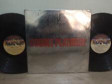 """Kiss 33 rpm Philippines 12"""" EP LP double platinum"""